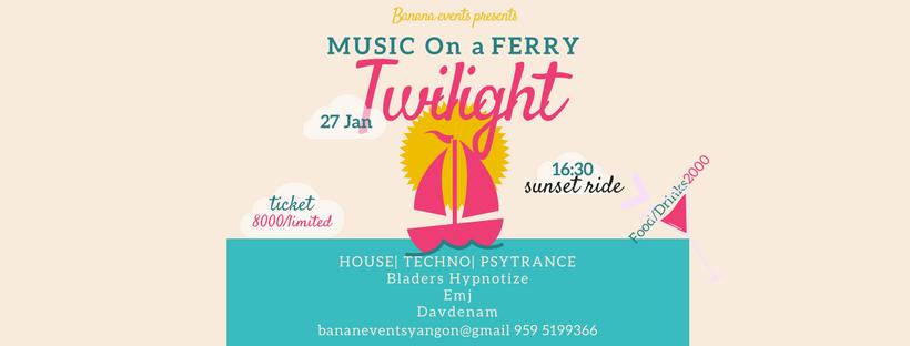 Bright Illustrated Boat Farewell Invitation (6)